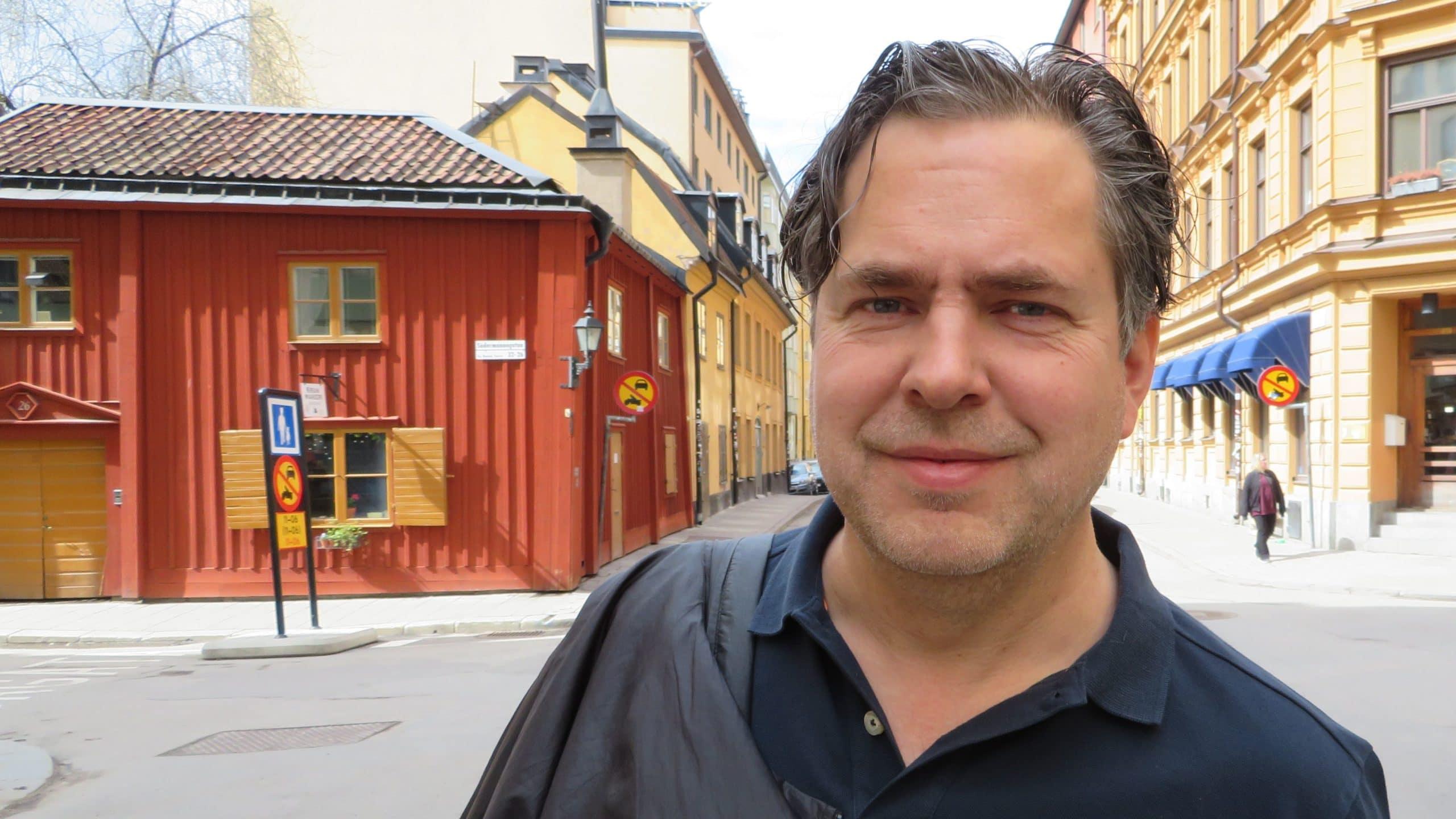 Apoteas vd och grundare Pär Svärdson